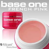 GEL UNGHIE FRENCH ROSA PINK SILCARE 5 ML